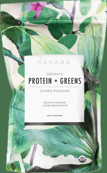 Organic Protein + Greens Super Powder
