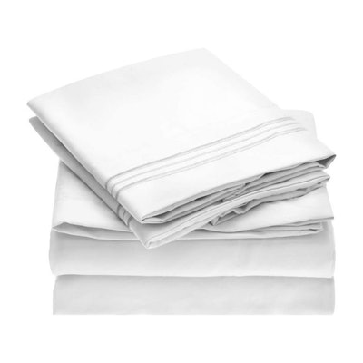 Mellanni Queen Sheet Set (4 Pieces)