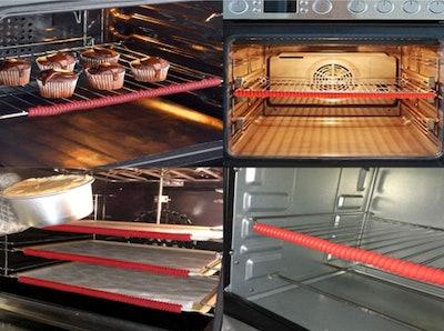 LeeYean Oven Rack Shields (4 Pack)