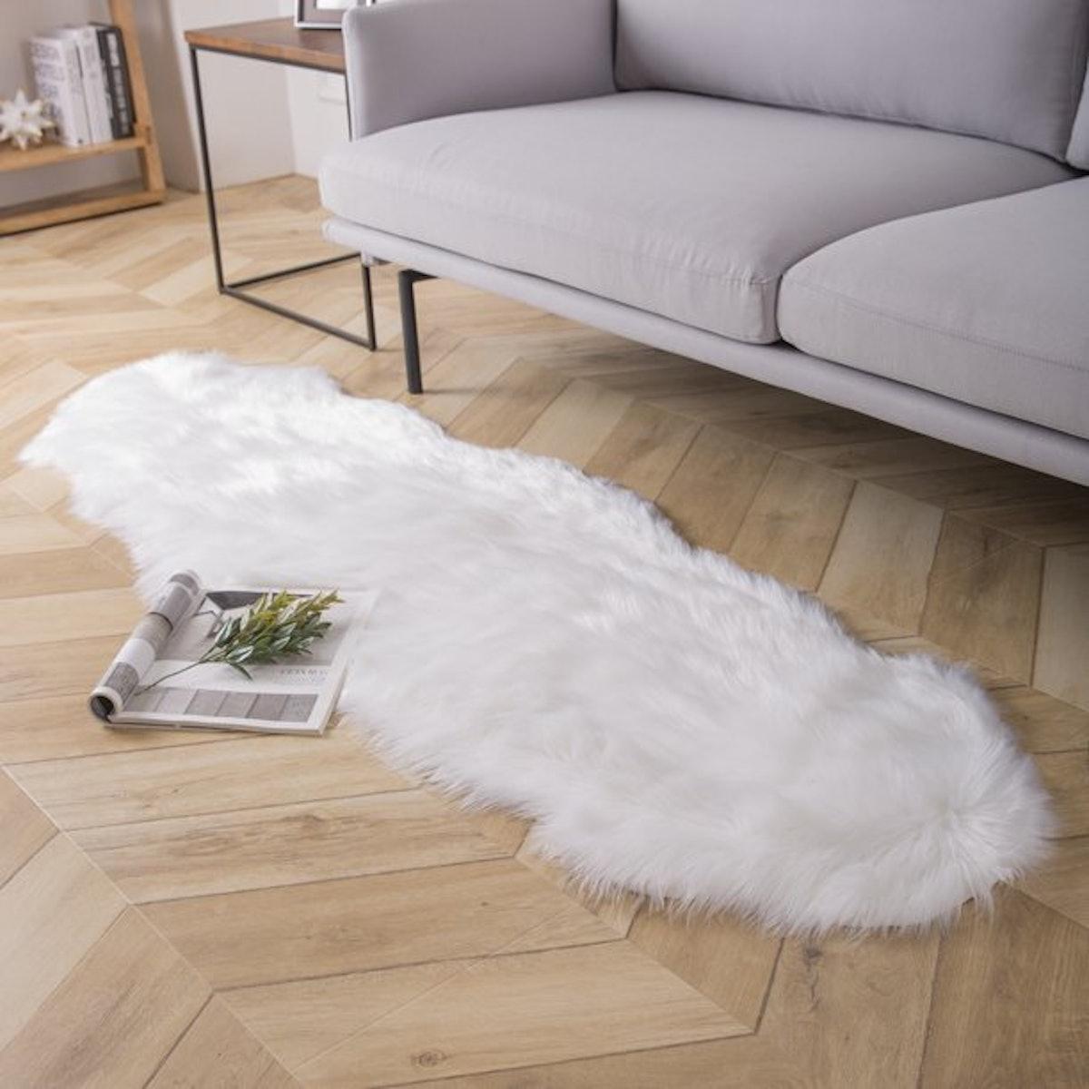 Indoor Shag Area Rug