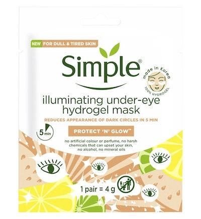 Simple Brightening Under Eye Sheet Mask