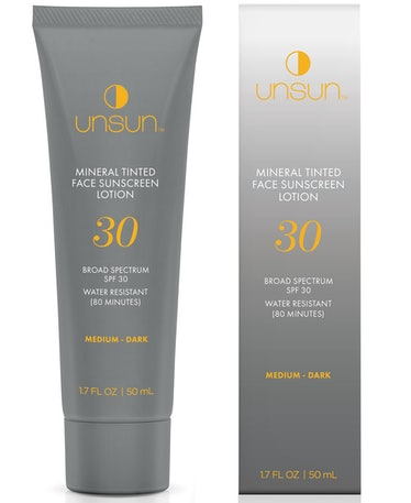 Mineral Tinted Face Sunscreen