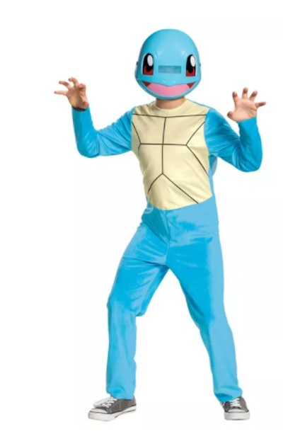 Kids' Squirtle Classic Halloween Costume