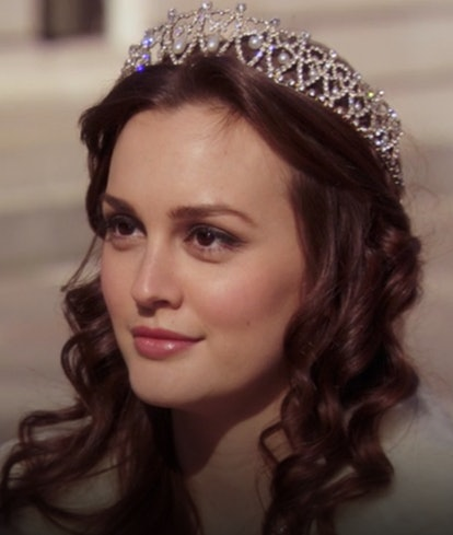 While this tiara is cubic zirconia (!), it's one of Blair's most important headpieces. It's symbolic of what should've really been endgame: Blair and Dan.