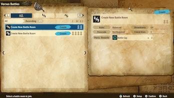 Monster Hunter Stories 2 Multiplayer.