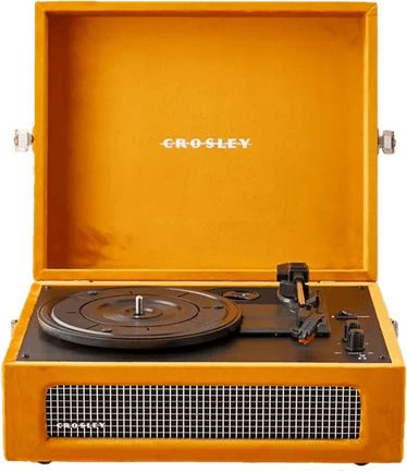 Velvet Voyager Bluetooth Record Player
