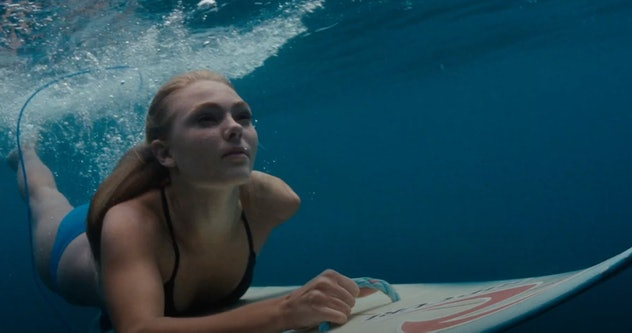 Soul Surfer is based on a true story.