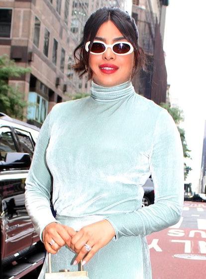 Priyanka Chopra in New York City in 2019.
