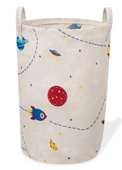 Space Laundry Basket