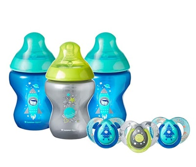Tommee Tippee Closer to Nature Boldly Go Decorated Gift Set