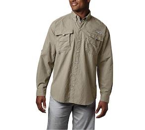 Columbia Sportswear Bahama II Long-Sleeve Shirt