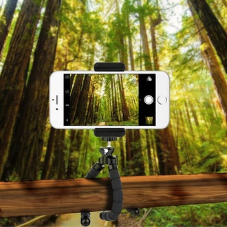 UBeesize Adjustable Portable Phone Tripod