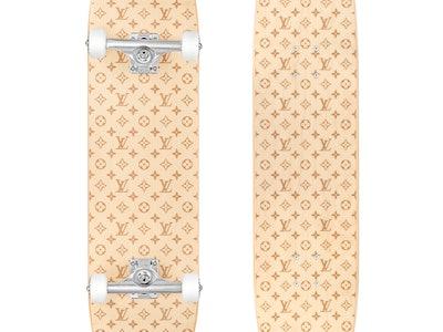 Louis Vuitton Monogram Skateboard