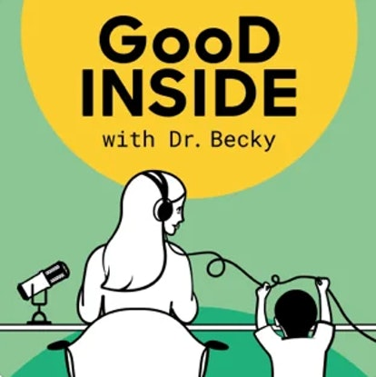 good inside with dr. becky logo