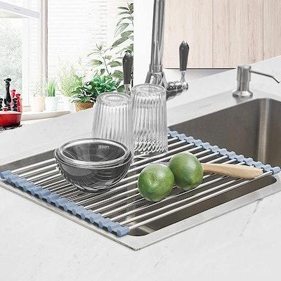 Seropy Roll-Up Dish Rack