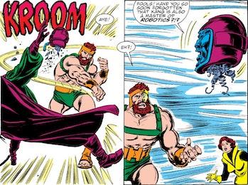 Kang the Conqueror Loki Marvel Comics Council of Kangs