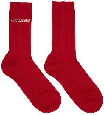 Jacquemus La Montagne 'Les Chaussettes Jacquemus' Socks