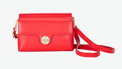 BELLA Belt Bag In Cherry Red