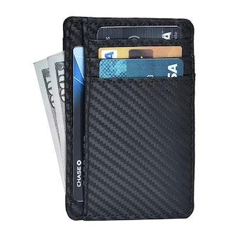 Clifton Heritage RFID Blocking Card Holder