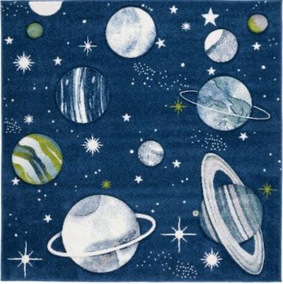Safavieh Carousel Kids Selvinaz Solar System Rug