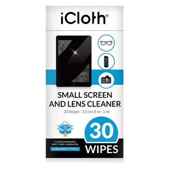 iCloth Screen Cleaning Wipes (30 Wipes)