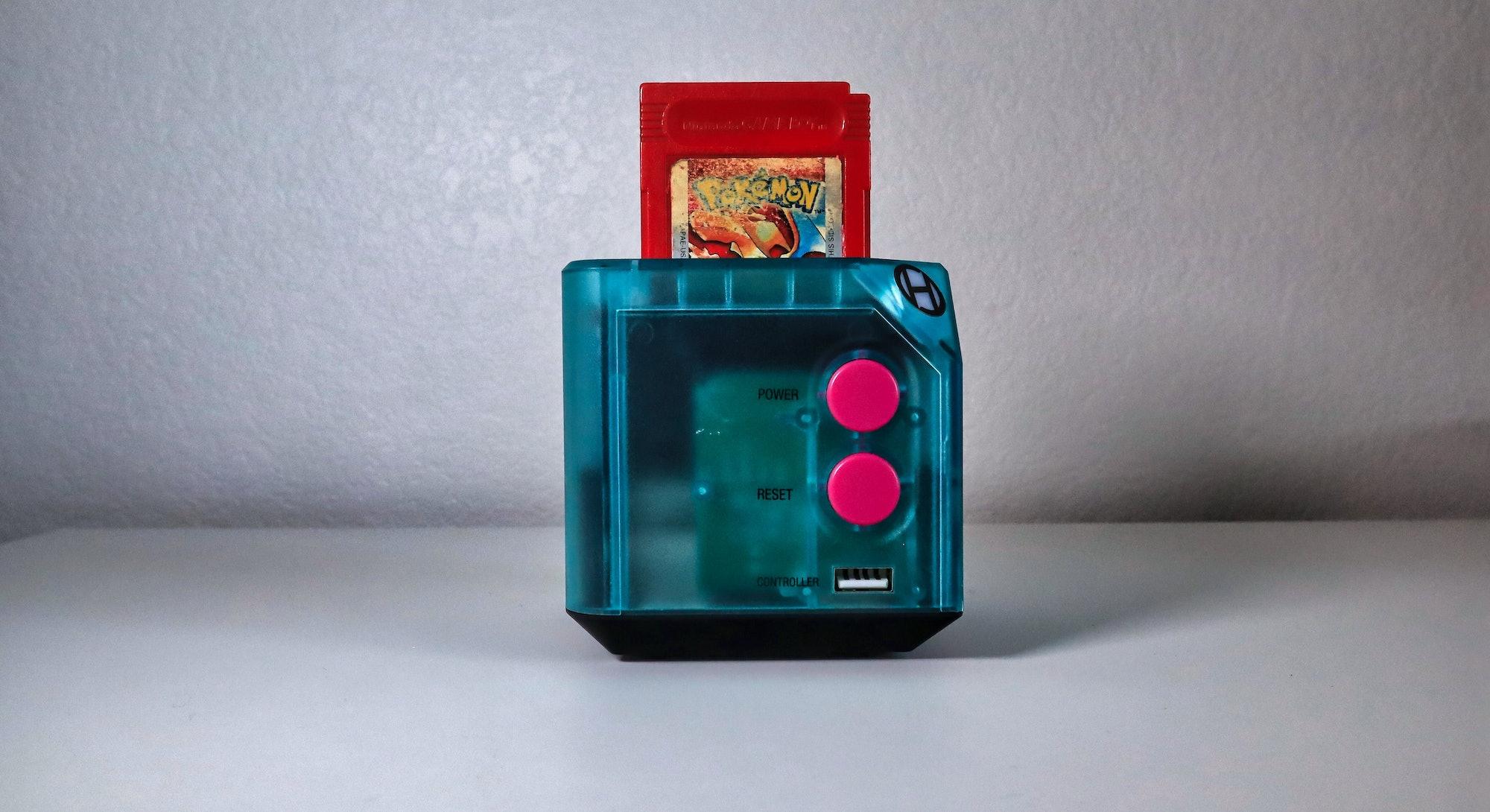 Hyperkin RetroN Sq review: Game Boy. Game Boy Color. Game Boy Advance games on TV. Gaming. Games. Vi...