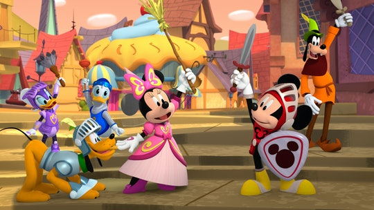 A new 'Mickey Mouse Funhouse' is coming.