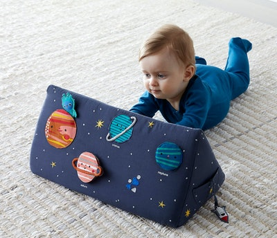 Deep Space Tummy Time Toy