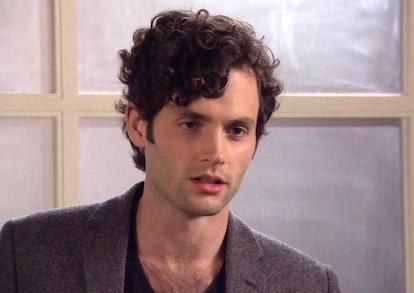 Dan Humphrey in the series finale of 'Gossip Girl'