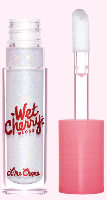 Lime Crime Disco Cherry Lip Gloss