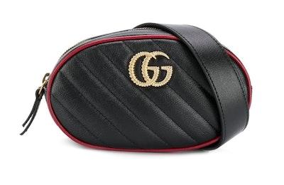 Gucci GG Marmont Matelassé Belt Bag