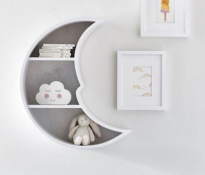 Moon Shaped Shelf