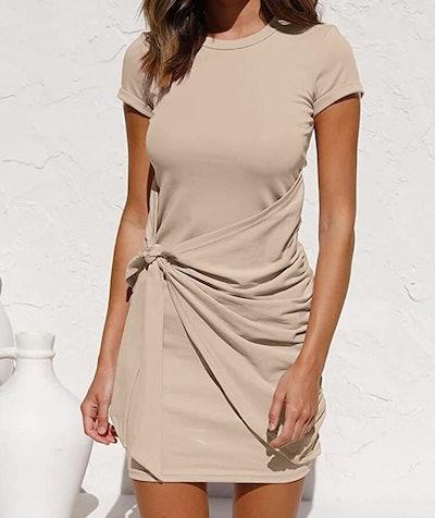 LILLUSORY Summer T Shirt Dress