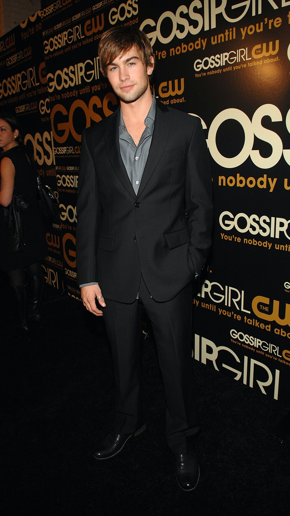 Chace Crawford in 2007.
