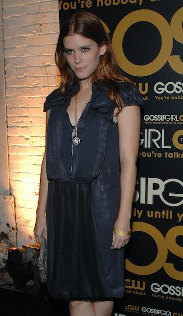 Kate Mara in 2007.