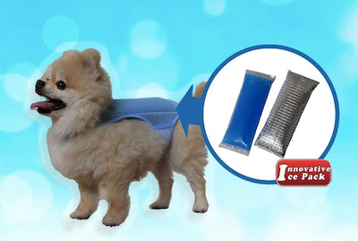 HORAY WORLD Cooling Vest For Dogs