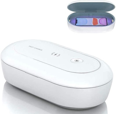 AD ALICE DREAMS Cell Phone Light Sanitizer