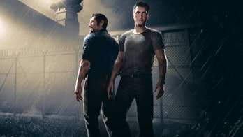 a way out game art