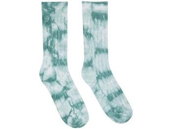 Stüssy Dyed Ribbed Crew Socks