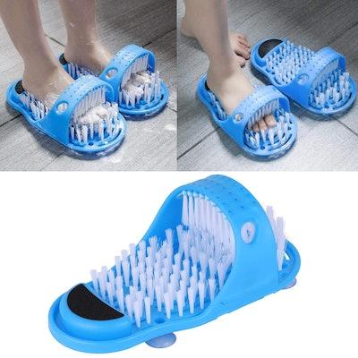 Tbestmax Magic Foot Scrubber