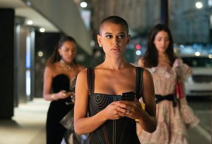 Jordan Alexander in 'Gossip Girl.'