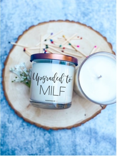 Upgraded to MILF Candle