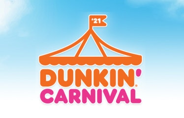Here's how to play Dunkin's Carnival Game for summer 2021.