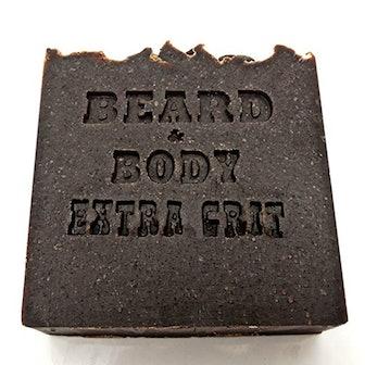 Honest Amish Beard And Body Soap, 5.9 Oz.