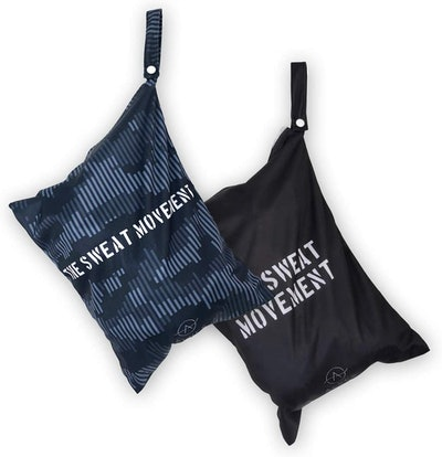 ALVES YOGA Reusable Wet Bags (2-Pack)