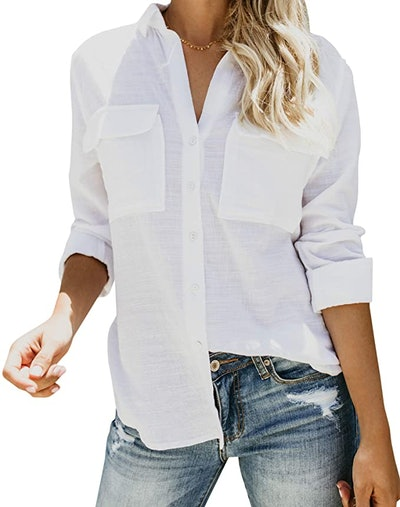 Runcati Button-Down Shirt