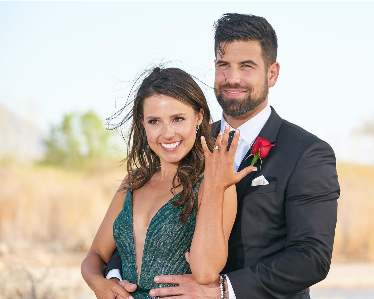 Katie Thurston's engagement ring is estimated to have cost at least $25,000.