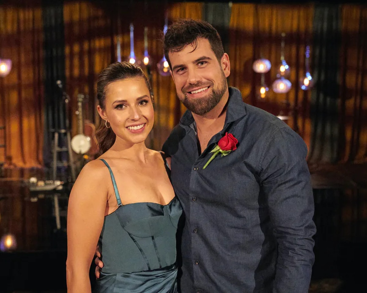 Katie Thurston and Blake Moynes opened up about their sex life.