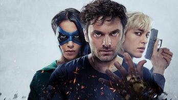 How I Became a Super Hero Netflix superhero film