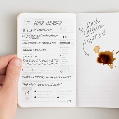 Letterfolk Coffee Journal